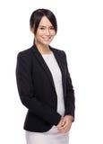 Asian businesswoman portrait Stock Image