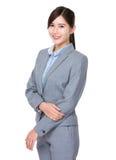 Asian businesswoman portrait Stock Images