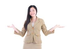 Asian businesswoman Royalty Free Stock Photo