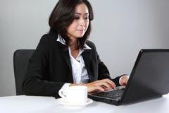 Asian businesswoman portrait Royalty Free Stock Photo