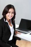 Asian businesswoman portrait Stock Photos