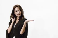 Asian businesswoman portrait. Stock Images