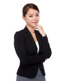 Asian Businesswoman portrait Royalty Free Stock Photo