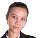Asian Businesswoman Portraiture II Stock Photo