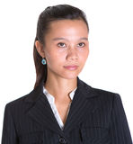 Asian Businesswoman Portraiture IV Stock Photos