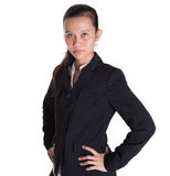 Asian Businesswoman Portraiture X Royalty Free Stock Image