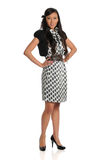 Asian Businesswoman Standing Stock Photos