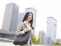 Asian businesswoman Stock Photos