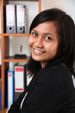 Asian career woman Stock Images