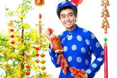 Asian celebration Stock Image