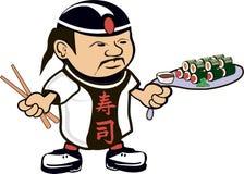 Asian Chef cook Stock Photos