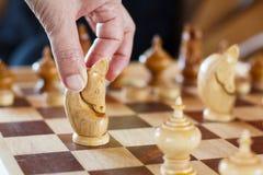 Asian Chess board Stock Photos