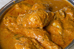 Asian Chicken Curry 2 Stock Images