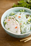 Asian chicken soup Royalty Free Stock Photos