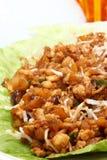 Asian Chicken Wrap Stock Photos