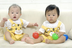Asian child Royalty Free Stock Photo