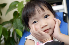 Asian child Royalty Free Stock Photography