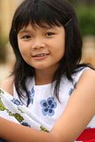 Asian Child Royalty Free Stock Photos
