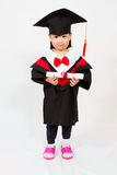 Asian Child Graduation Stock Photos