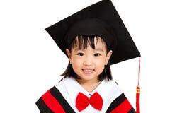 Asian Child Graduation Royalty Free Stock Photography