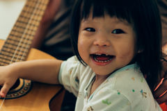 Asian Child Kids