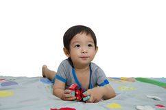 Cute Asian Child Stock Photography