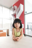 Asian child Royalty Free Stock Image