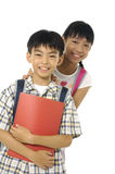 Asian Children Stock Image