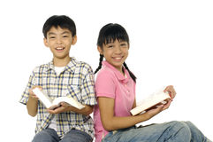 Asian Children Royalty Free Stock Photo