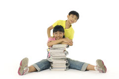 Asian Children Stock Photography