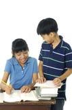 Asian Children Stock Photo