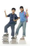 Asian Children Stock Photography
