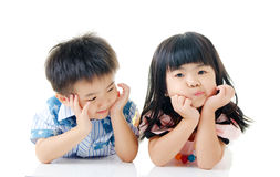 Asian children Stock Photos