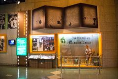 Asian China, Beijing, China National Film Museum�Indoor exhibition hall, Stock Photography