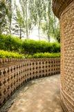Asian China Beijing Garden Expo Garden, Xinjiang v Stock Image