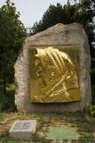 Asian China, Beijing, International Sculpture Park, Tibetan women Stock Photo