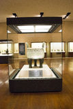 Asian China, Beijing, National Museum, indoor exhibition hall, The bronze, Stock Photo