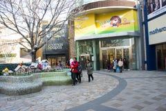 Asian China, Beijing, Solana, winter landscape, Christmas Royalty Free Stock Photography