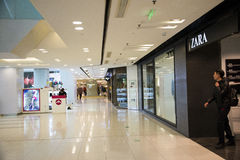 Asian China, Beijing, Wangfujing,  APM shopping center, interior design shop, Stock Photo