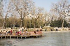 Asian China, Beijing, Zizhuyuan Park Stock Images