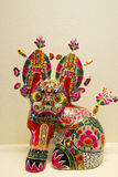Asian China, clay sculpture, toys, ornaments Stock Photo