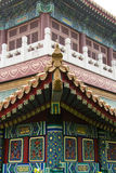 Asian Chinese antique buildings Stock Photography