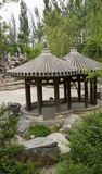 Asian Chinese, antique buildings, the Pavilion Stock Photos