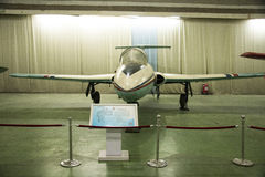 Asian Chinese, Beijing Aviation Museum, Stock Photo