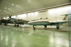 Asian Chinese, Beijing Aviation Museum, Royalty Free Stock Photography