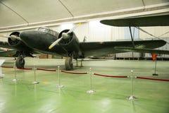 Asian Chinese, Beijing Aviation Museum, Stock Photo
