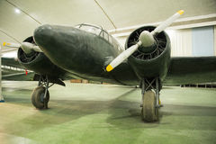 Asian Chinese, Beijing Aviation Museum,. Asian Chinese, Beijing, aviation museum, Chinese first opening large aviation museum, is Asia's largest aviation Royalty Free Stock Photo