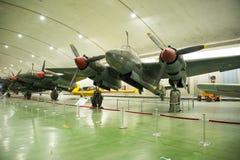 Asian Chinese, Beijing Aviation Museum, Royalty Free Stock Photo