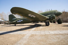 Asian Chinese, Beijing Aviation Museum, Royalty Free Stock Photo