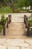 Asian Chinese Beijing Garden Expo Garden, ancient  Stock Images